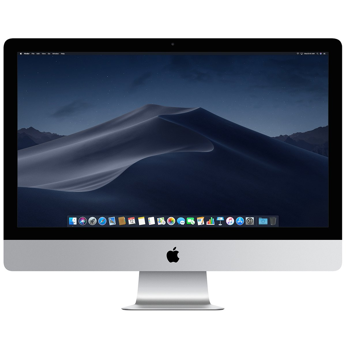 Apple IMAC 27* 3.7GHz 6-core Intel Core i5, Turbo Boost up to 4.6GHz/8GB/2TB Fusion Drive