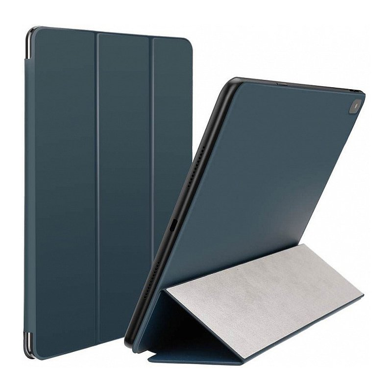 Чехол Baseus Simplism Y-Type Leather Case For iPad Pro 12.9(2018) Blue  (LTAPIPD-BSM03)