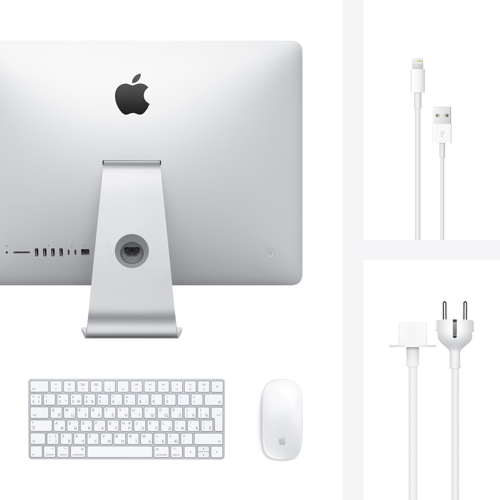 "Apple iMac 21,5"" Retina 4K, QC i3 3.6 ГГц, 8 ГБ, 256, AMD Radeon Pro 555X"